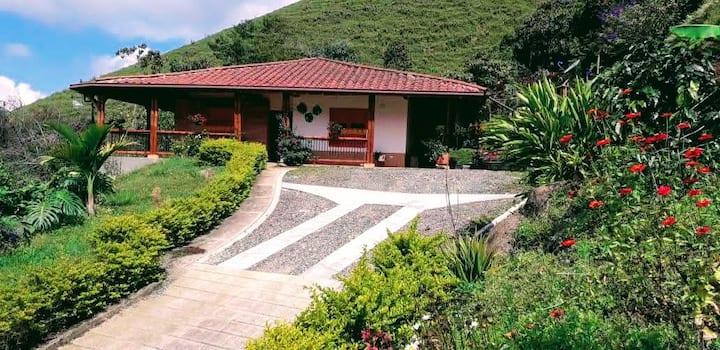 The Gulungo Nest Ecolodge - Jardin