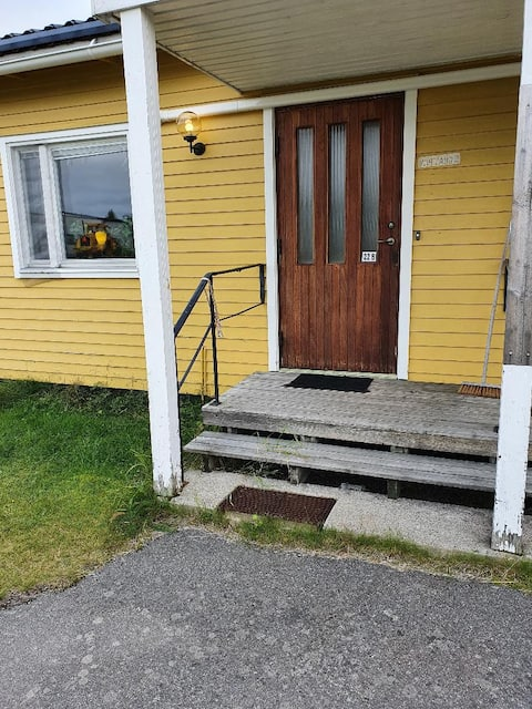 Malý byt v Abborrträsk B