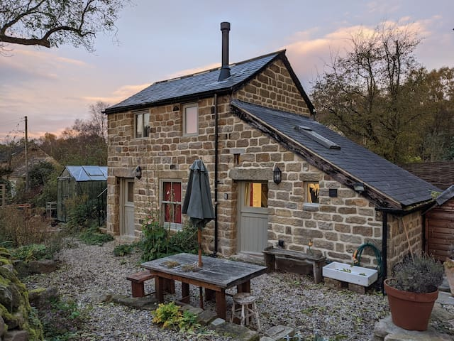 Cosy cottage in a quiet corner of Nidderdale