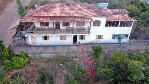 Casa espaciosa en Itambé do Mato Dentro
