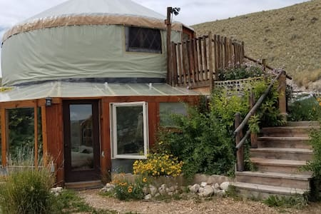 Magpie Springs Yurtship and Additional Yurts