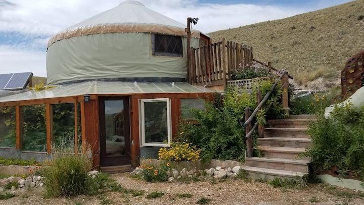 Magpie Springs Yurtship