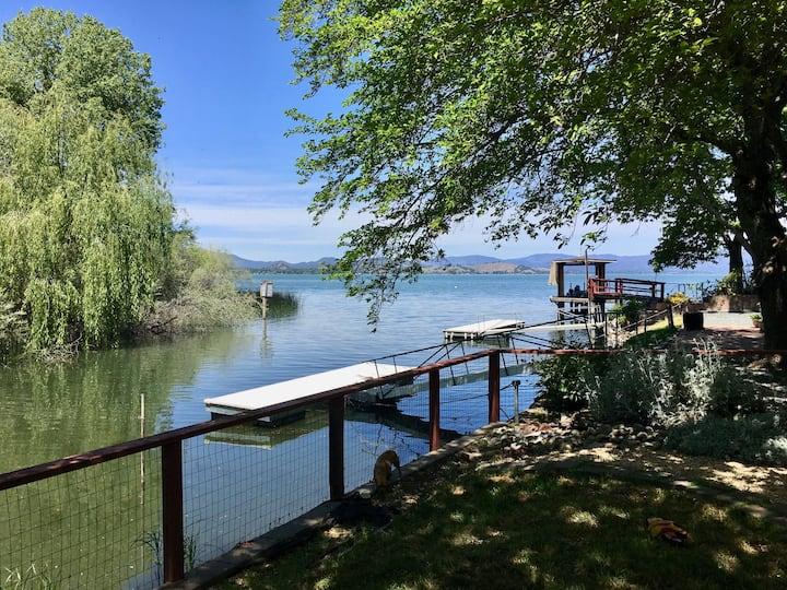 Serene Lake Beauty