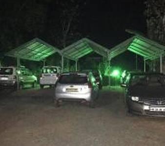 Car Parking Area - Marsim Holiday Resort