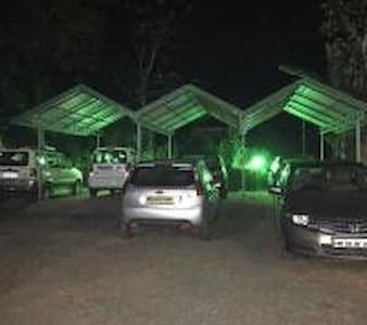 Parking area - Marsim Holiday Resort