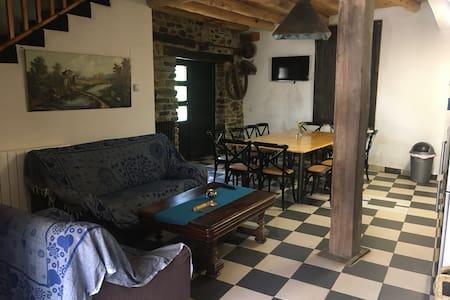 Casa rural Búho en las tierras altas de Soria