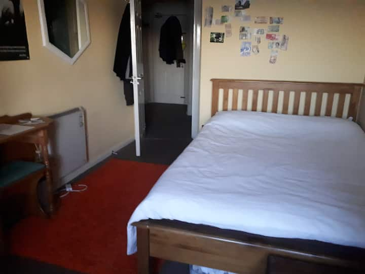 Cheapest private room in Limerick - by the river
