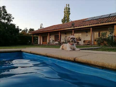 Casa de Campo entre Viñedos