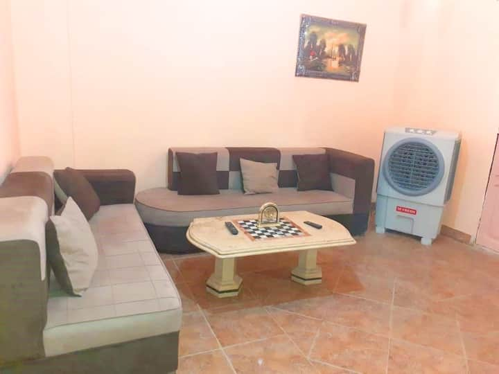 Cairo Nasr City comfortable furnished Apartment