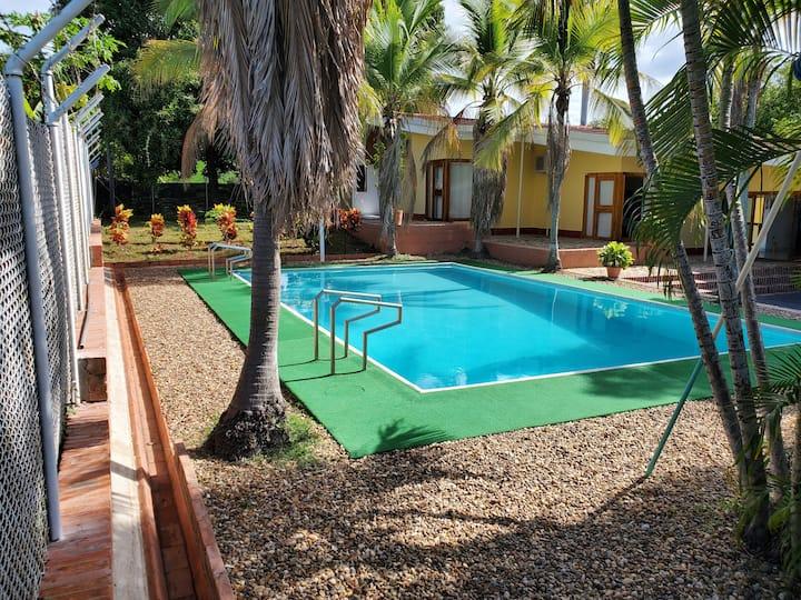 Casa Quinta Hermosa, Total Tranquilidad-Privacidad
