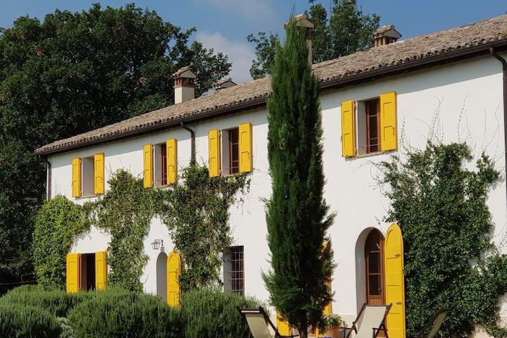 Casetta Prugnolo apartment