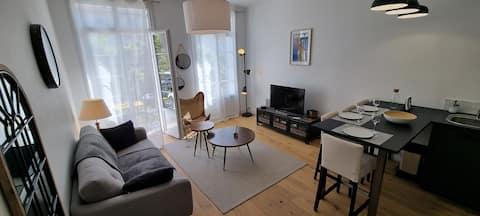 Appartement  pour 4 personnes en cœur de ville
