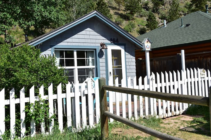 Cozy Historic Cabin in the Heart of Estes Park
