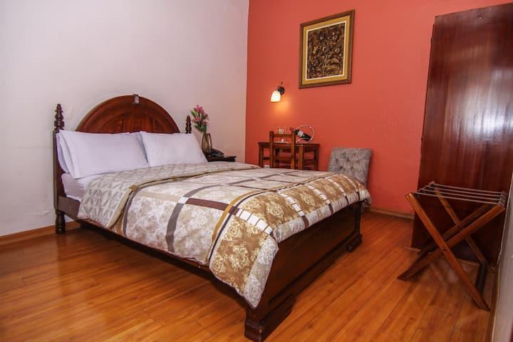 Viajas Solo! El mejor alojamiento en Centro Quito