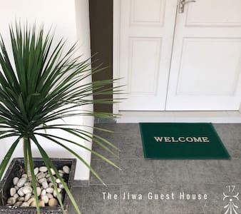 One step at main entrance