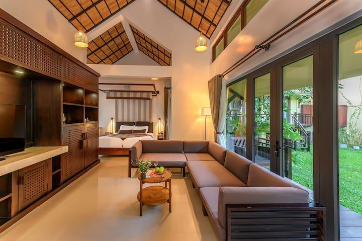 Executive Villa 4* Onsen & Foot Massage Inclusive