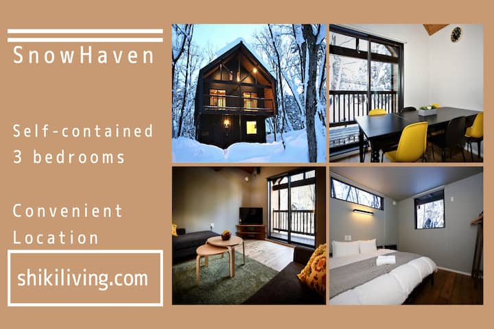 SNOW HAVEN   Beautiful Modern House Near Echoland