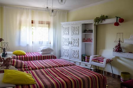 Gate5 Guesthouse - Alice's Room/O quarto d'Alice