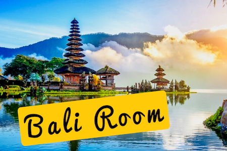 Bali Room near Seatac Airport- Re-opening