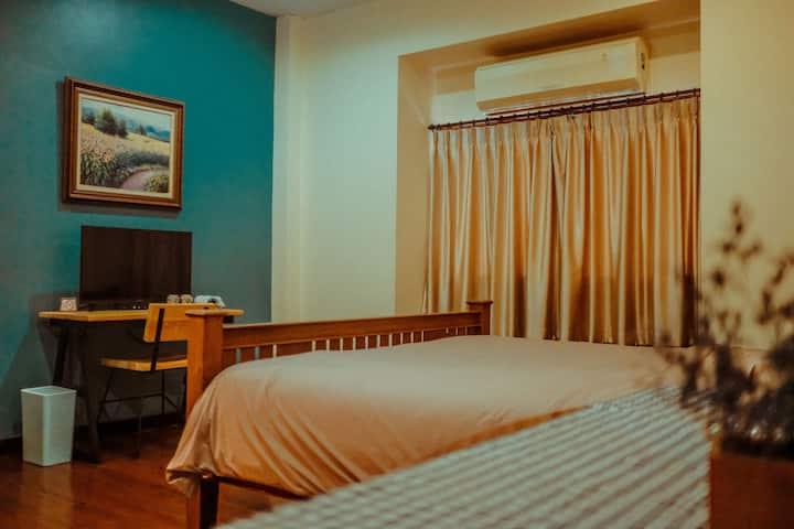 [一梦浮生] Dreamland Villa ใกล้คูเมือง - ห้องคิง 3