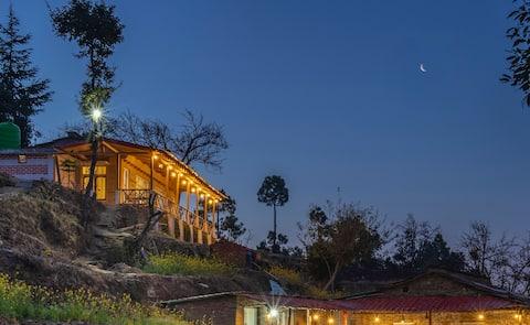 Raahat @ Sukoon Homestay : 02 Bedroom Cottage