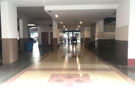Main Lobby of Apartment