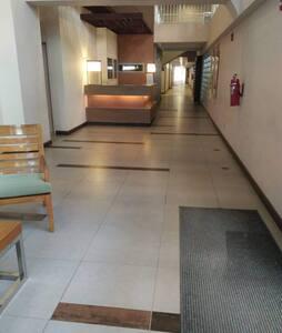 Jacana A reception ground floor hallway.
