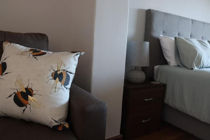 Peaceful Suite with scenic views in Melkbos estate