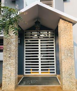 East side entrance