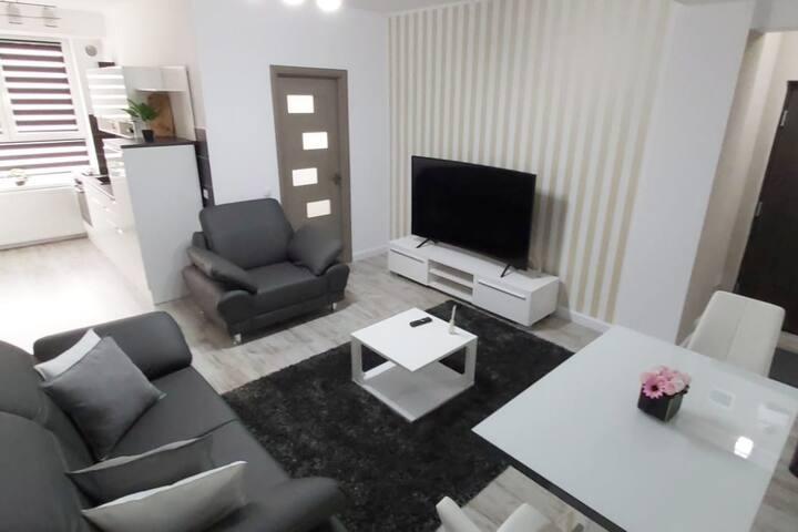 Apartament Eduard - Central - 3 Camere