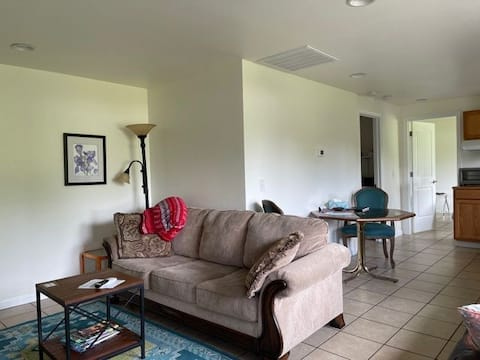 Rental completely furnished. Children no charge