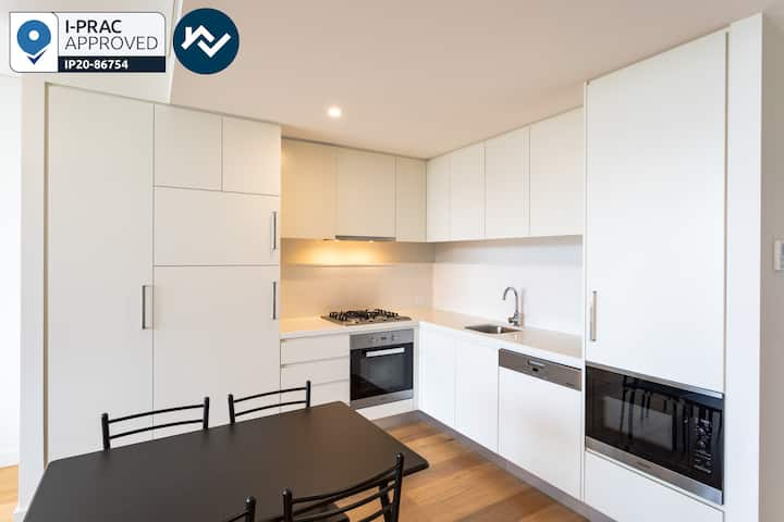 Corporate 1BR|1BA Modern Serviced Apartment