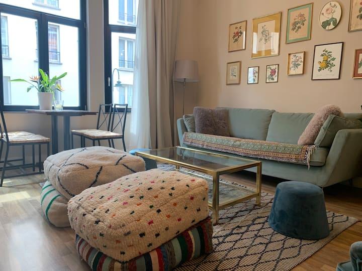 Appartement de charme - Quartier Sainte Catherine
