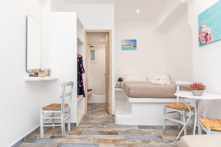 Depis Luxury  naxos town -deluxe apartment for 3