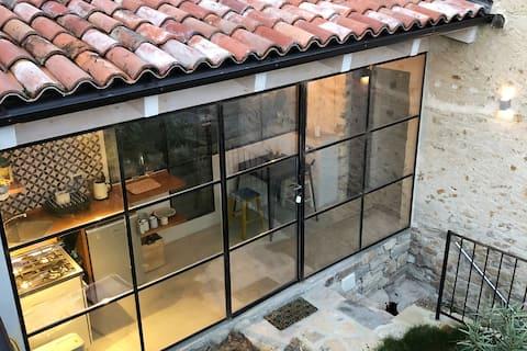 Casa Piccola  historisches Designhäuschen für 2