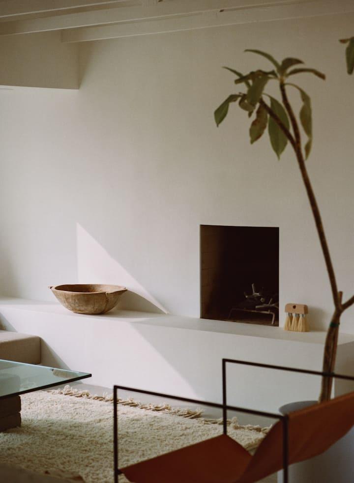 Luxury in Joshua Tree: Casa Santal + Spa