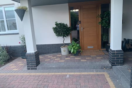 Plants can be removed to make further access