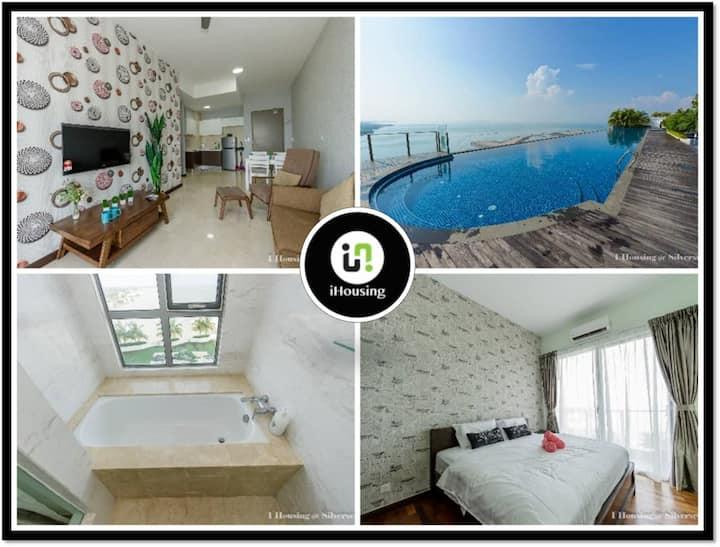Silverscape 1502 Seaview Melaka By I Housing