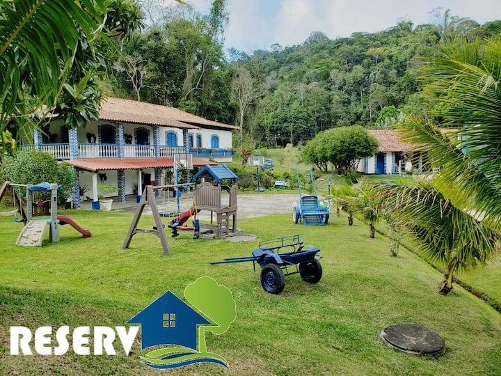 Reserva Casa Azul