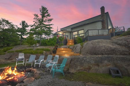MUSKOKA,PRIVACy+, 8 Acres 5* Reviews,90MIN TO GTA