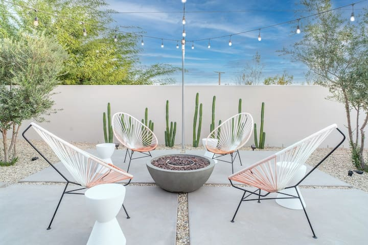 Spa-Zone's 'Designer Oasis' with Chill Desert Vibe