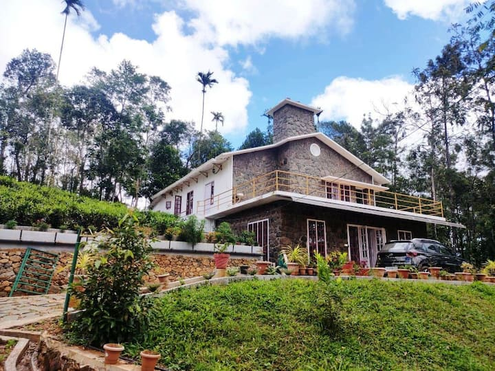 Semni Escape Plantation Bungalow Vagamon/Elappara