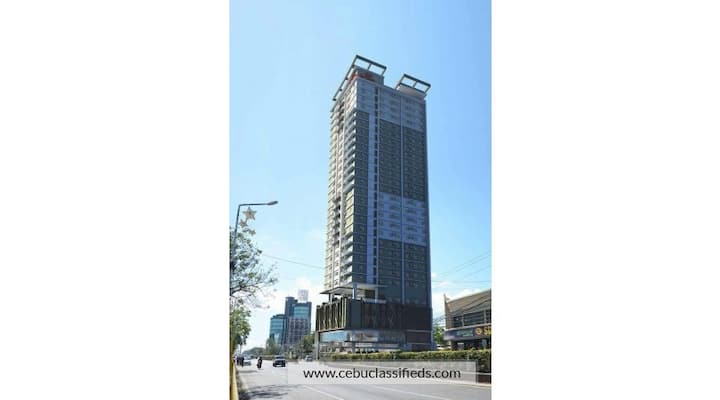 SunVida Tower Condo (1818) – Across SM City Cebu