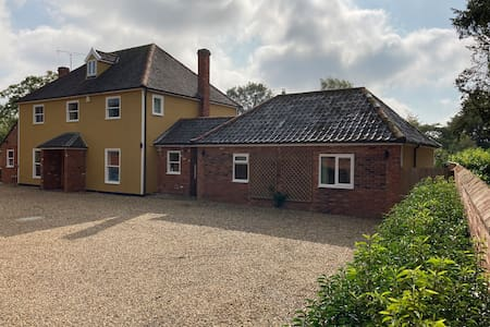 Beautifully renovated self contained annexe