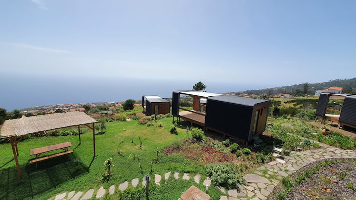 Calheta Pods - 3 Adults | Nature Retreat
