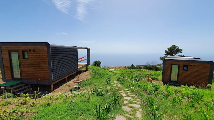 Calheta Pods - Nature Retreat