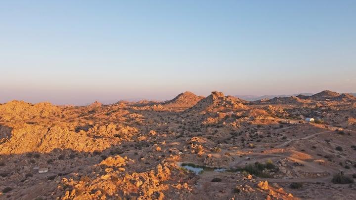 Le Haute Desert Aerie - Personal 40 ac. Wilderness