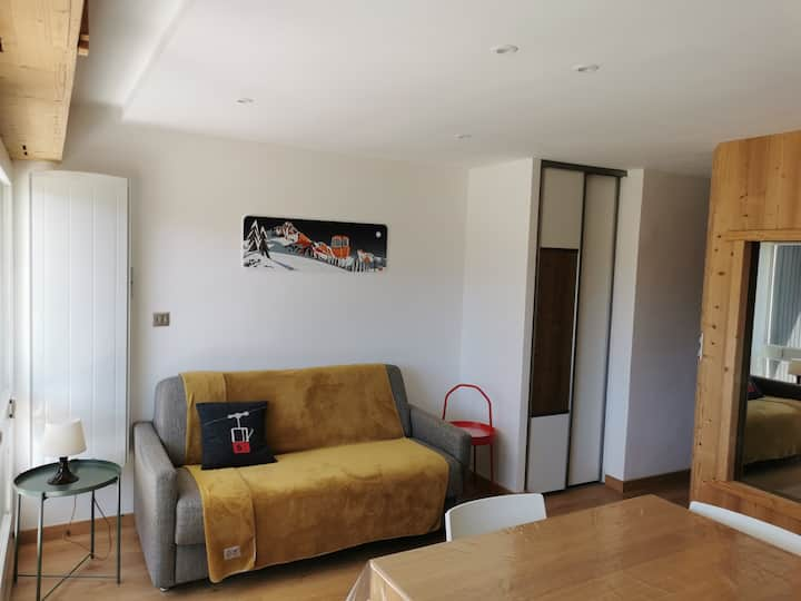 Appartement 4 pers. centre station