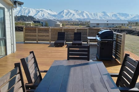Mountain View Retreat, Twizel FREE WIFI