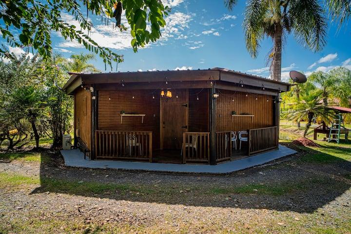 Hacienda El Jibarito Casita de Campo Isabel